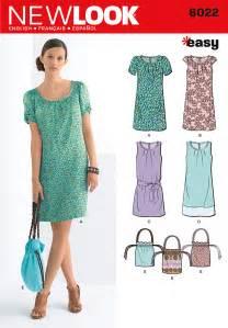 new look 6022 misses dresses amp bag