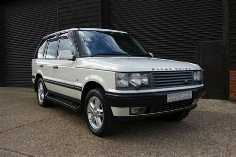 2000 range rover hse 4 6 used land rover range rover p38 4 6 hse automatic