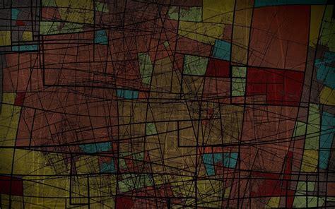Creative Mosaic Abstract Wallpapers   #WPQVR44 B.SCB