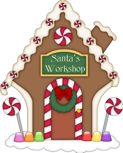 Clipart Gingerbread House gingerbread house clip clipart best