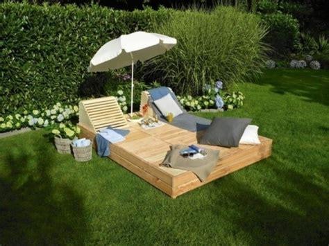Gartenliege Selber Bauen Aus Paletten gartenliege aus paletten gartenliege selber bauen