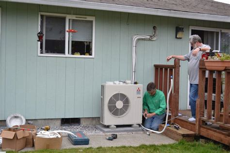 mitsubishi heating and cooling systems cost olympia s south sound ductless creates your ideal climate