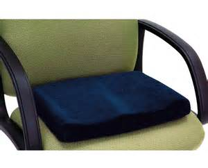 Sit Cushions Memory Foam Sculpted Seat Cushion Essential Supply