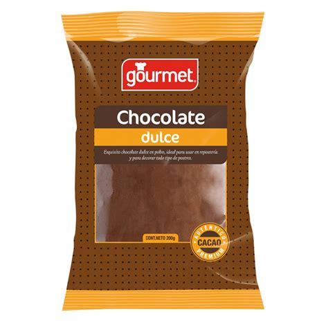 chocolate gourmet chocolate dulce en polvo gourmet