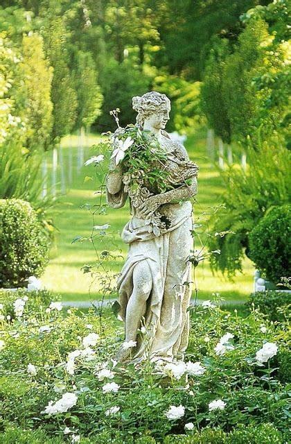 statue garden statues pinterest