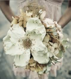 vintage bouquets heirlooms of the future vintage brooch bouquets from noaki chic vintage brides