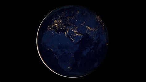 Lu Tidur Ajaib Sensor Cahaya foto penakan bumi dari luar angkasa ketika malam hari