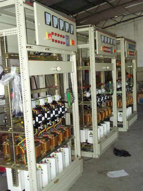 kapasitor bank otomatis filter anti harmonik kapasitor bank dengan reaktor cerdas instalasi dalam kapasitor kompensasi