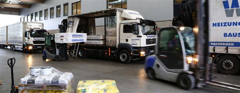 wegener baustoffe logistikspezialist wegener