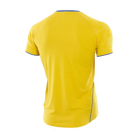 Jaket Running Joma 1 joma olimpia s running t shirt yellow blue
