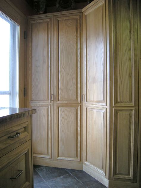 custom made kitchen pantry by accent products company