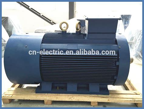 3 phase tefc induction motor y2 series high voltage three phase tefc squirrel cage induction motor