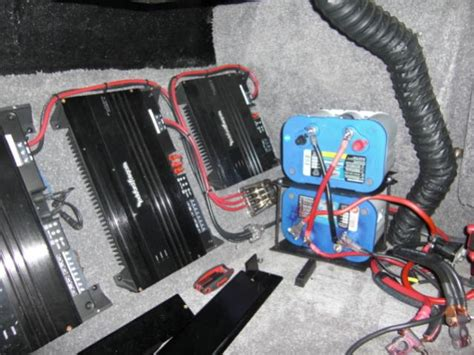dual battery setup boat show your dual battery setups pics boats accessories