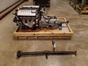 2006 Pontiac Gto Transmission 2006 Pontiac Gto Engine Auto Transmission Automatic 116k