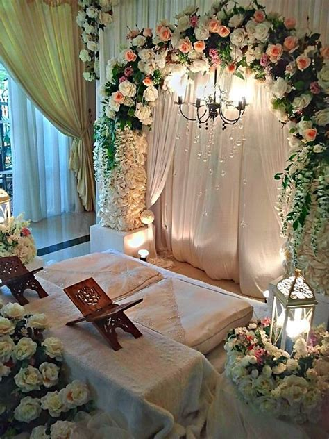 We enhance our celebrations with beautiful decor ( wedding