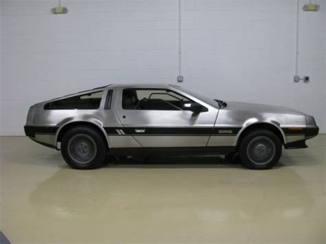 delorean lake 1981 delorean offered by dmc midwest for sale in