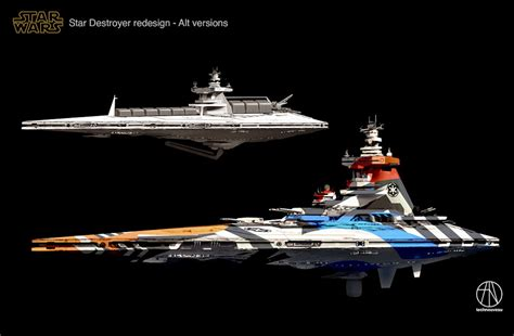 Home Screen Design Inspiration by This Star Wars Star Destroyer Redesign Is Badass Mightymega