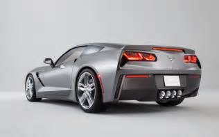 2014 chevrolet corvette stingray rear three quarters photo 36