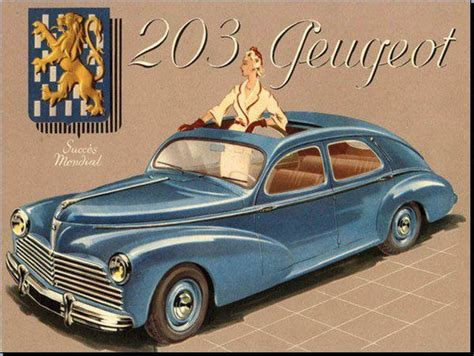 vintage peugeot cars 253 best advertising old cars images on pinterest old