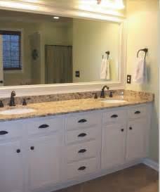 Bathroom White Cabinets Bathroom White Cabinets Framed Mirror Master Bathroom Remodel Cabinets Framed