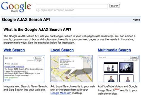 Search Api 8 Search Apis For Hack Days
