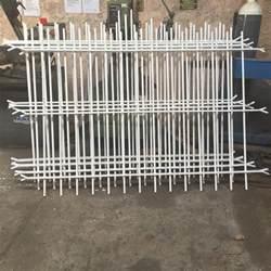 fabrication grille de securite en fer forge avec barreaux