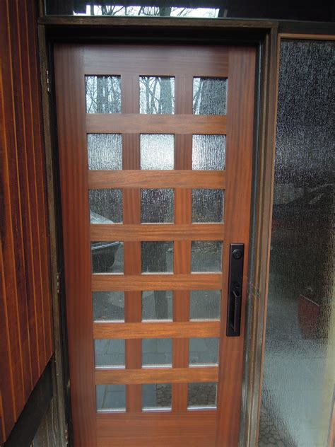 front door glass designs exceptional teak wooden mirror lite modern front door with
