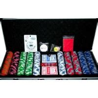 Set Permainan Hold Em Premium Casino Style accessories and supplies view on