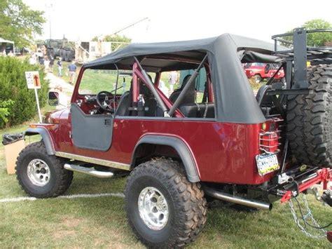 Jeep Cj8 Soft Top Frank S 1982 Jeep Cj 8 Scrambler Jeff Featured