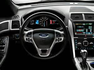 2014 ford explorer price photos reviews features