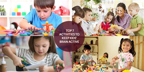 7 To Keep Your Children Active by Top 7 Activities To Keep Brain Active Forum