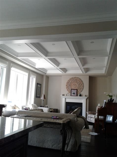 shallow coffered ceiling shallow coffered ceiling shallow coffered ceiling with