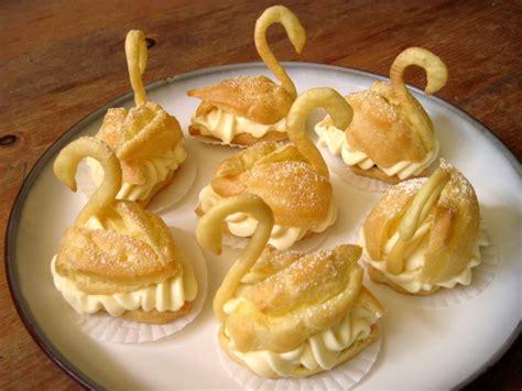 Beli Labudovi Kulinarskirecepti Info Choux Swans Template