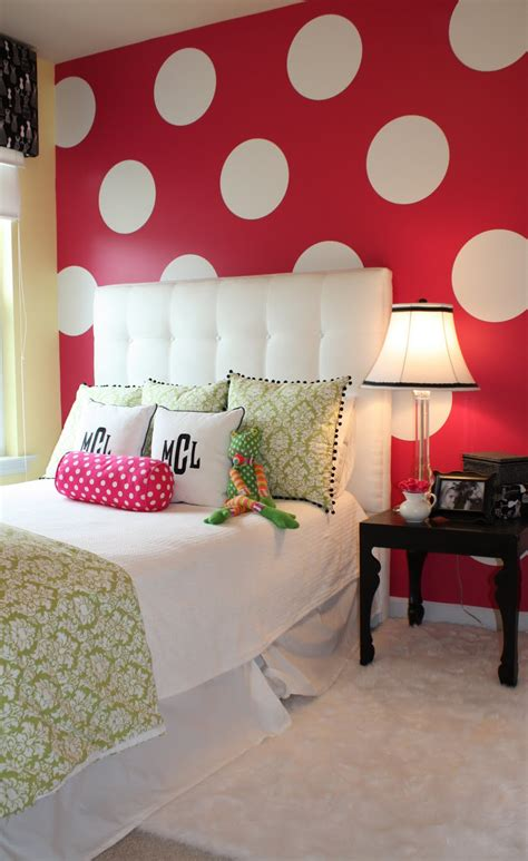 polka dot bedroom ideas for shelby s minnie mouse bedroom on pinterest