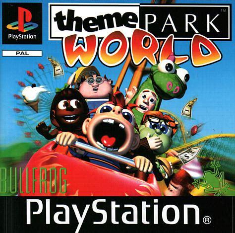 theme park ps3 theme park world e iso