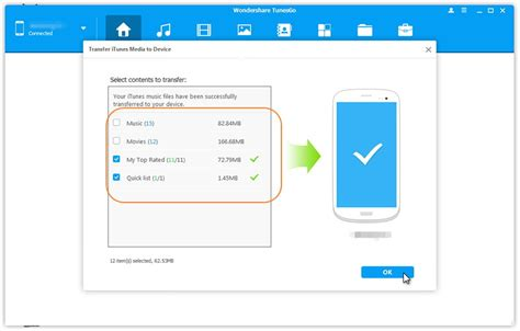 transfer itunes to android two solutions to transfer from android to itunes