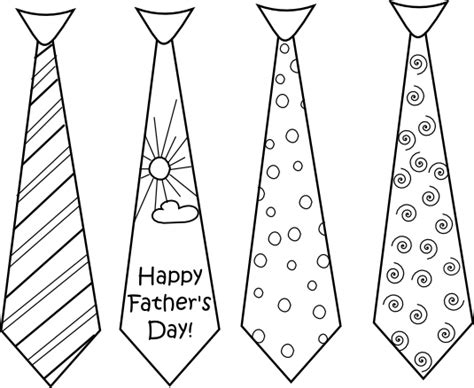 S Day Tie Card Template by Beyond The Fringe S Day Free Digi