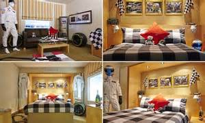Hilton Create Dream F1 Hotel Room Inspired By Jenson | hilton create dream f1 hotel room inspired by jenson