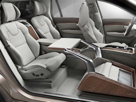 volvo xc lounge concept  incredible business insider