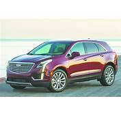 Cadillac's XT5 Midsize Crossover Is Here With Prices
