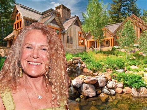 House Of The Day Wal Mart Heiress Christy Walton Is Selling Her Wyoming Mansion For