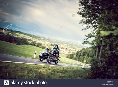 Motorrad Gespanne Bayern by Beiwagen Stockfotos Beiwagen Bilder Alamy