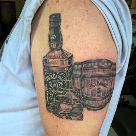 jack daniels tattoo 45 wonderful tattoos ideas