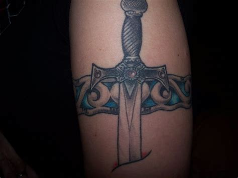 cross sword tattoo 17 best ideas about sword on tolkien