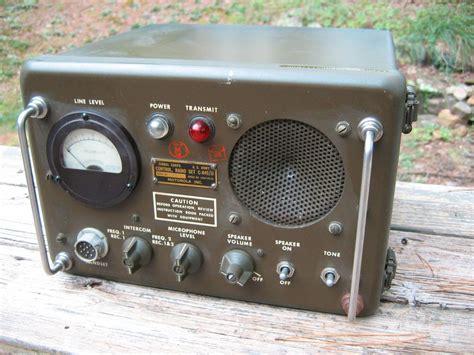 boat ham radio signal corps c 845u motorola radio remote control