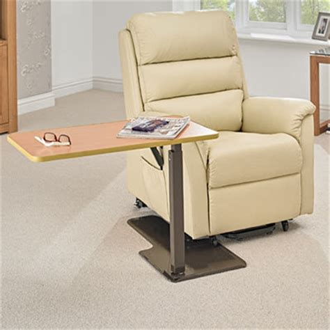 Table For Recliner by Adjustable Table Riser Recliner Table Recliner Table