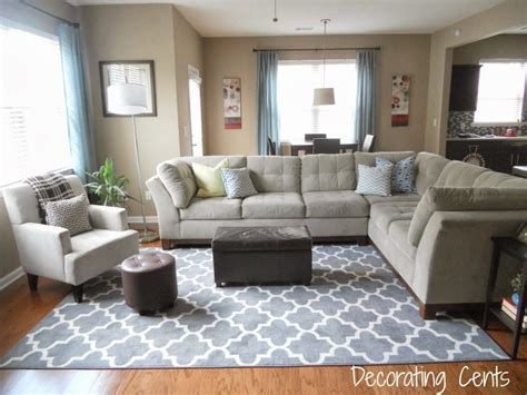 area rug placement living room living room modern armchair mid century area rugs on area