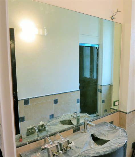 specchi per bagno roma specchio su misura bagno a filo lucido roma