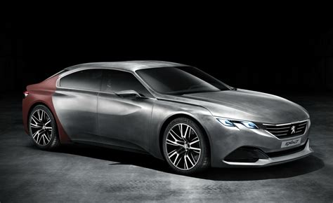 peugeot exalt concept peugeot exalt concept revealed in full