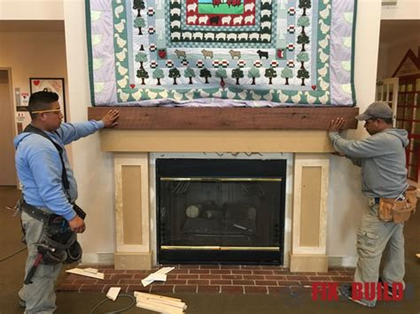 how to build a fireplace surround for a how to build a fireplace surround and mantel